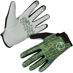Endura Hummvee Gloves Kids forestgreen